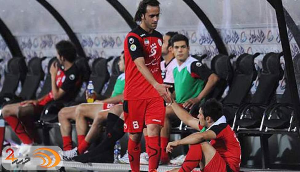 علی کریمی و جواد کاظمیان دست بردار نیستند! +عکس