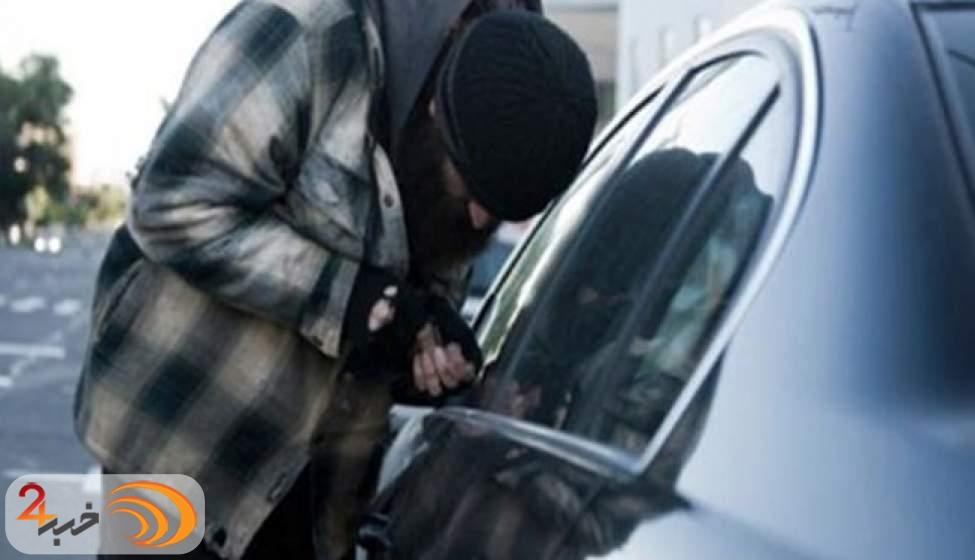 تعقیب برون مرزی خودروهای مسروقه در دستور کار پلیس