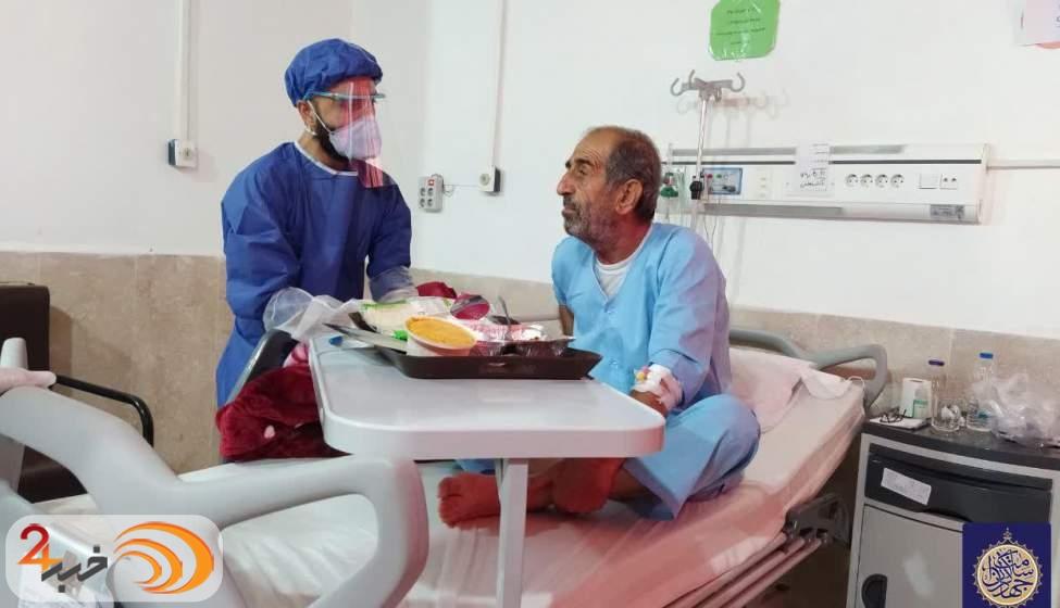 نیاز مبرم بیمارستانهای کرونایی به ۱۰۰۰ نیروی جهادی